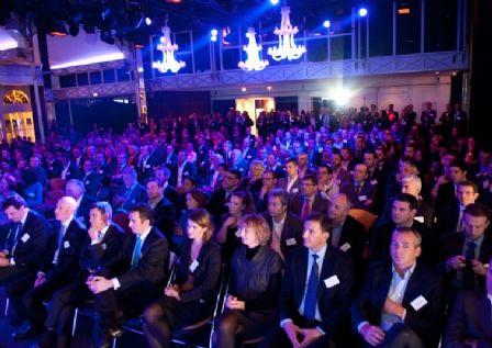 Soirée des 23e Trophées Action Commerciale en 2012.