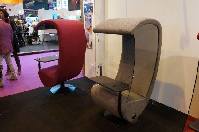 bureaux expo faites le plein de nouveaut s. Black Bedroom Furniture Sets. Home Design Ideas