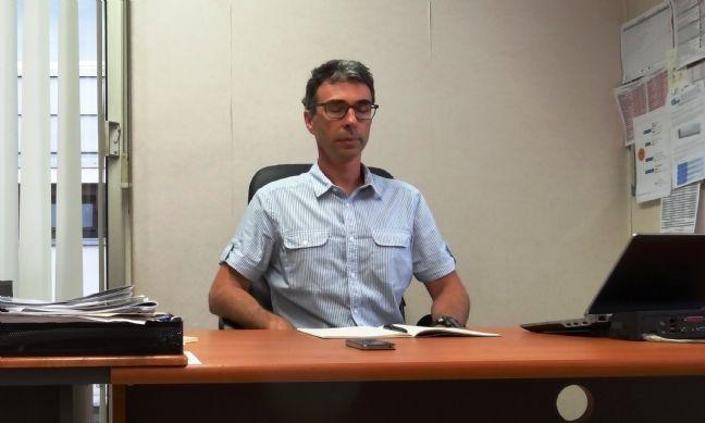 Thierry Perrier, PDG de Guichon Valves, robinetterie industrielle.