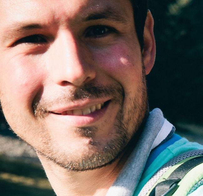 Joseph Lasserre, gérant d'Enerpur, société spécialisée en travaux de toiture.