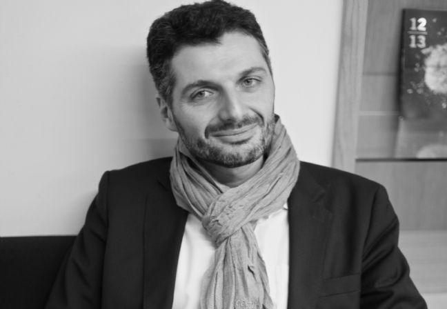 Emmanuel Amon, PDG de Via Report, éditeur de logiciels financiers.