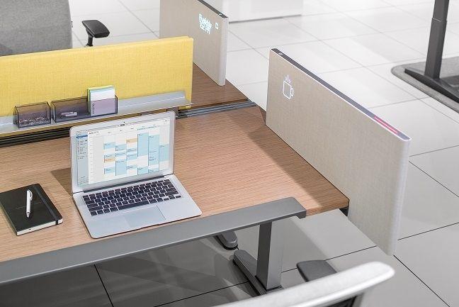 3 exemples de bureaux du futur. Black Bedroom Furniture Sets. Home Design Ideas
