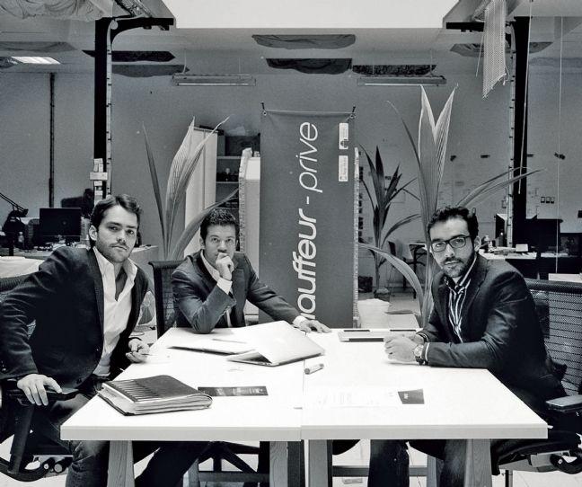 daimler rach te chauffeur priv startup cofond e par deux marocains et un fran ais. Black Bedroom Furniture Sets. Home Design Ideas