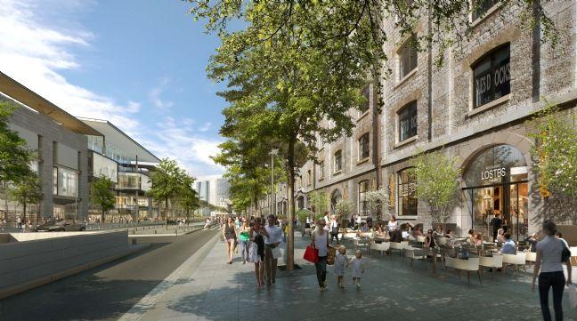 Retailoscope les docks marseille un nouveau concept - Centre commercial les terrasses du port marseille ...
