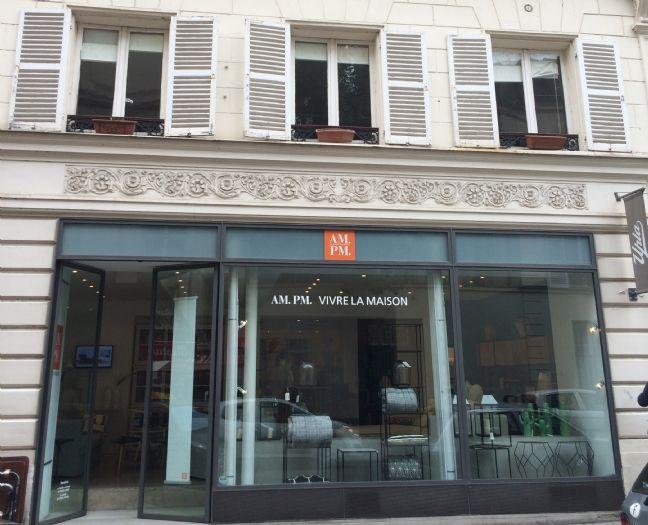 Retailoscope am pm version boutique - La redoute paris magasin ...