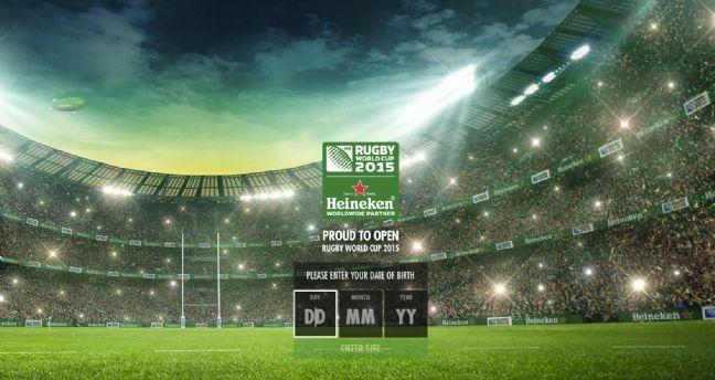 Les marques s 39 emballent pour la coupe du monde de rugby - Place pour la coupe du monde de rugby 2015 ...