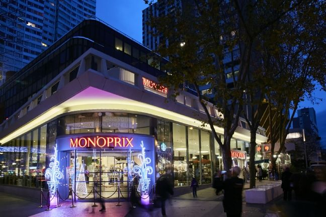Retailoscope Monoprix Beaugrenelle Inaugure Un Nouveau