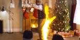 Extrait (YouTube) d'une parodie des Hoverboards en feu dans le Saturday Night Live.