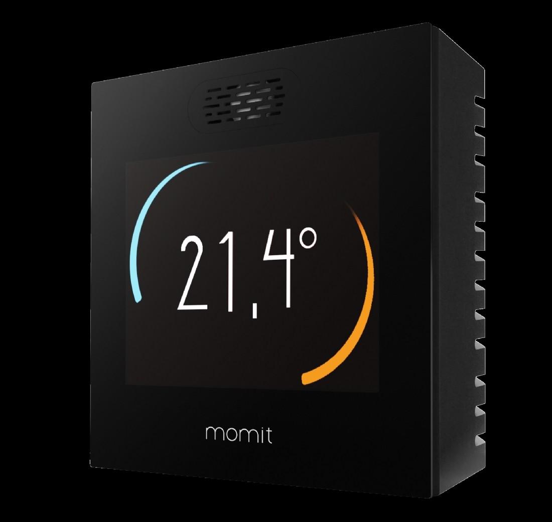 Domotique 4 start up du monde entier qui connectent la maison - Temperature ideale maison ...