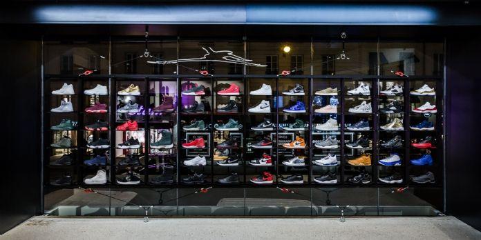 [Retailoscope] Jordan ouvre sa première boutique européenne à Paris