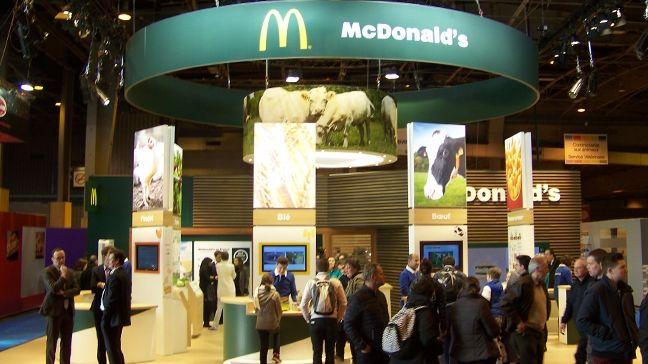Salon de l 39 agriculture 2016 10 marques qui cultivent leur notori t - Salon de l agriculture belgique ...