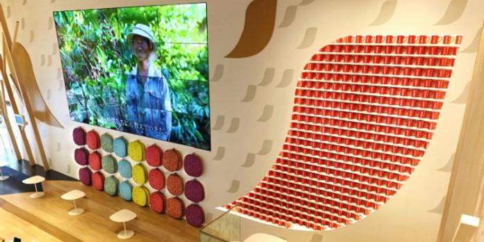[Retailoscope] Nescafé dévoile ses flagships en Asie