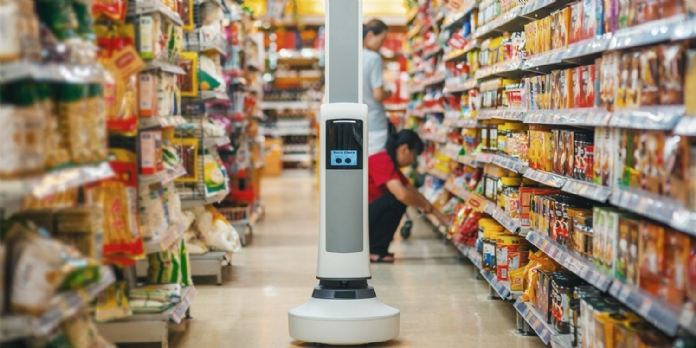 [Retailoscope] Les robots envahissent les magasins