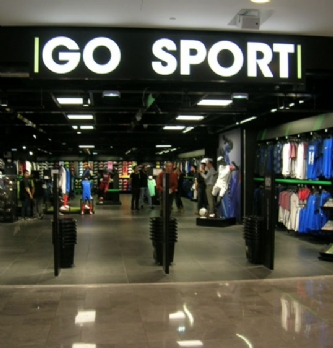[Retailoscope] Coup d'envoi du nouveau Go Sport des Halles