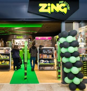 "Micromania lance Zing, son enseigne de ""Pop Culture"""