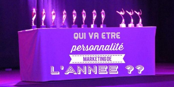 Trophées marketing 2016: découvrez le palmarès