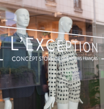 [Retailoscope] La digitalisation au coeur du premier flagship de L'Exception