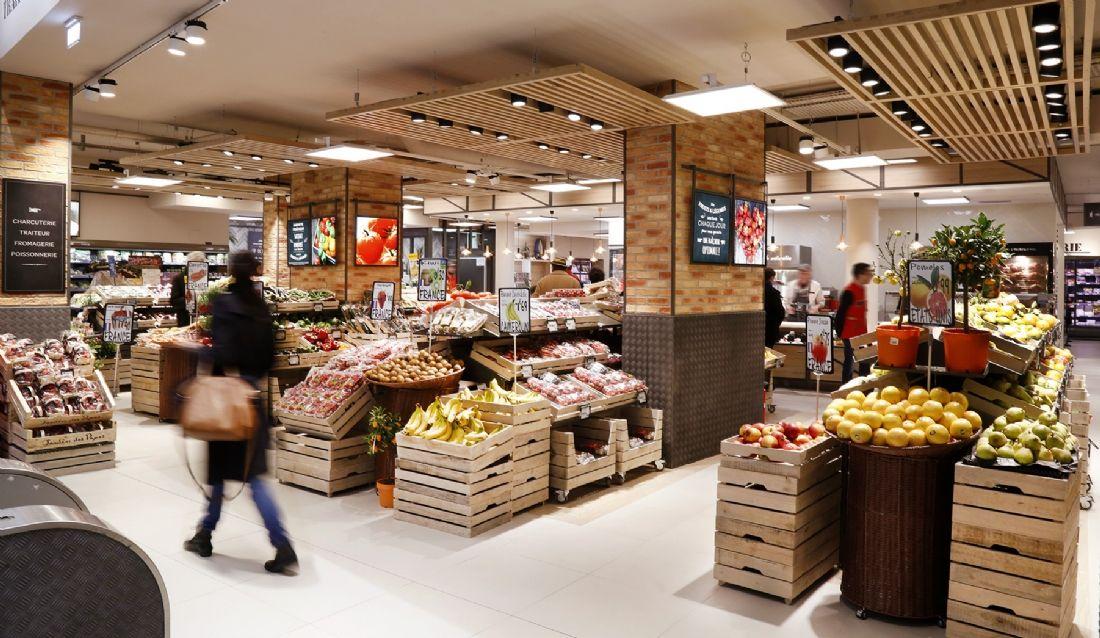 Retailoscope] Carrefour lance ses Carrefour Market premium ~ Carrefour Market Bois Guillaume