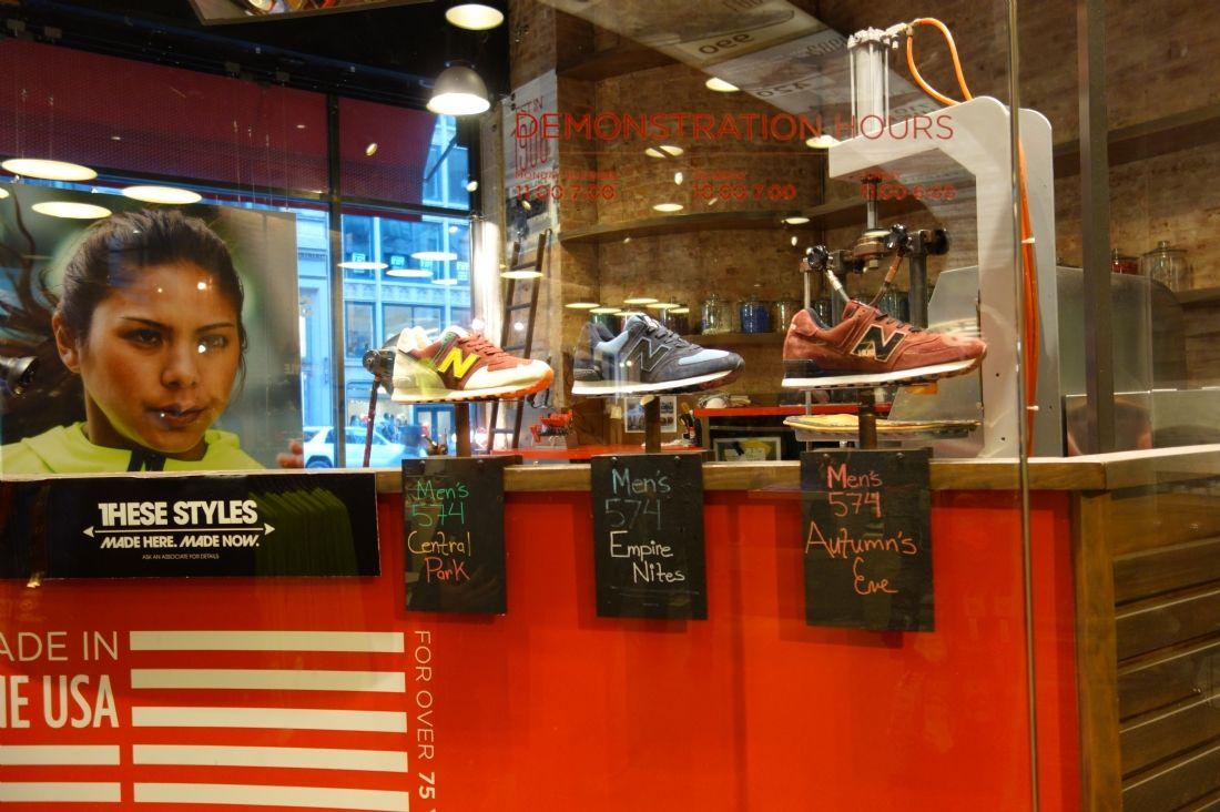 CONCEPTS BOSTON NRF17 3 concept stores inspirants venus