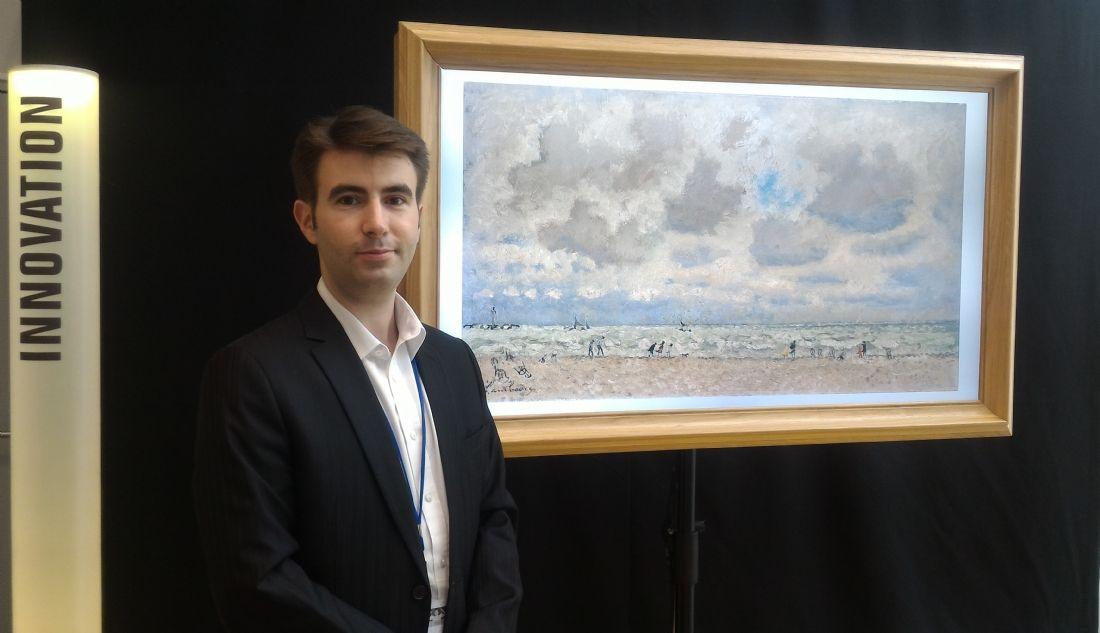 Simon Cau, cofondateur et directeur artistique d'Artify
