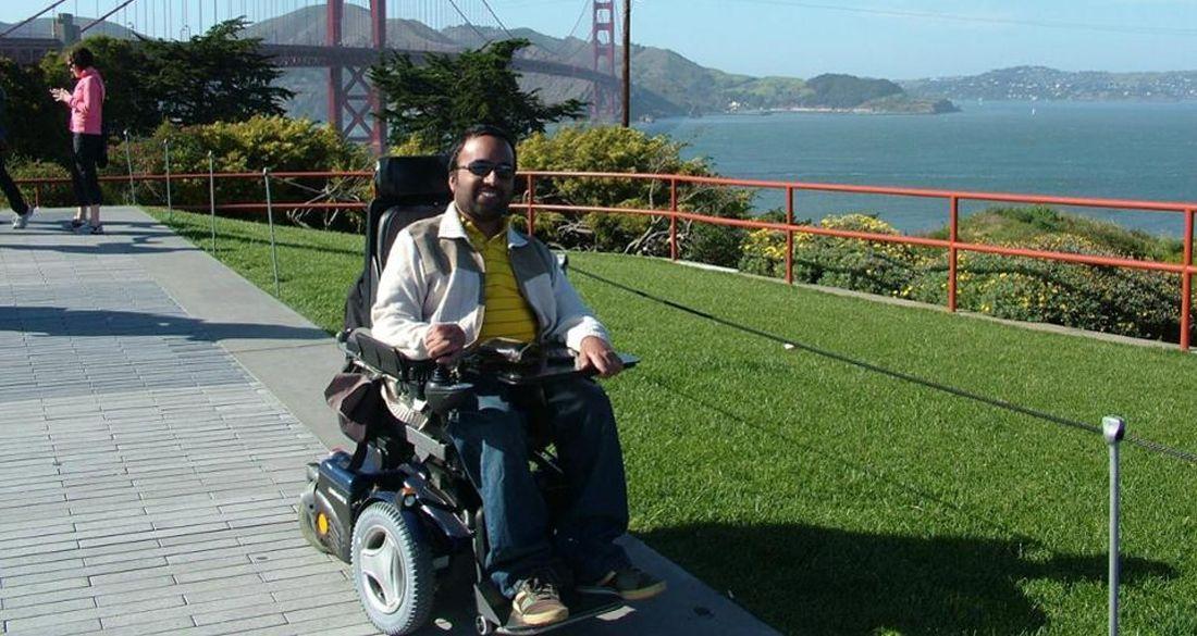 Srin Madipalli, cofondateur d'Accomable