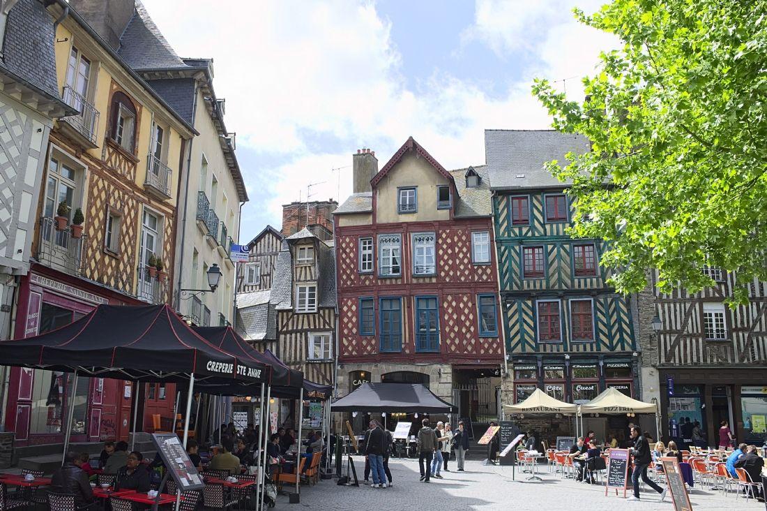 Rennes (Flickr / Nicolas Vollmer CC BY 2.0)