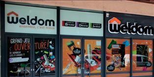 Weldom inaugure son premier magasin parisien