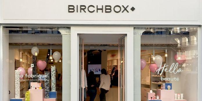 Birchbox inaugure sa première boutique en France