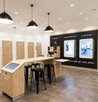 Le magasin Gémo qui disrupte le parcours client