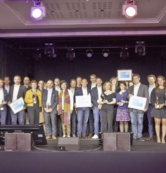Trophées Marketing 2017 : revivez la soirée en photos