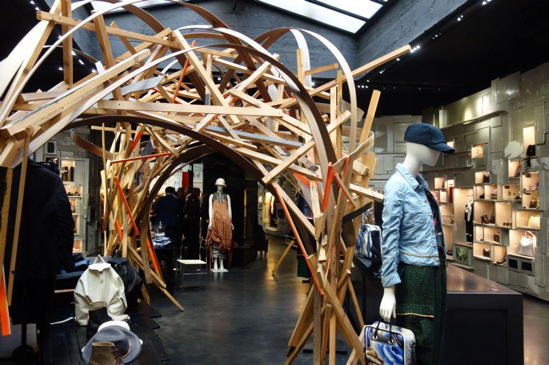 5 magasins parisiens aux concepts innovants - Magasins orientaux paris ...