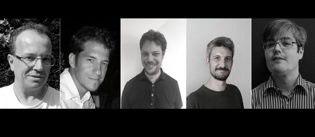 François Faure (p-dg), Frédérick Van Meer (dg), Benjamin Gilles, Matthieu Nesme et Olivier Palombi.