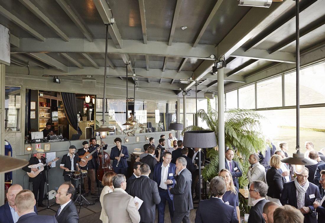 Sales Leaders: 90 managers commerciaux fêtent la promotion 2017