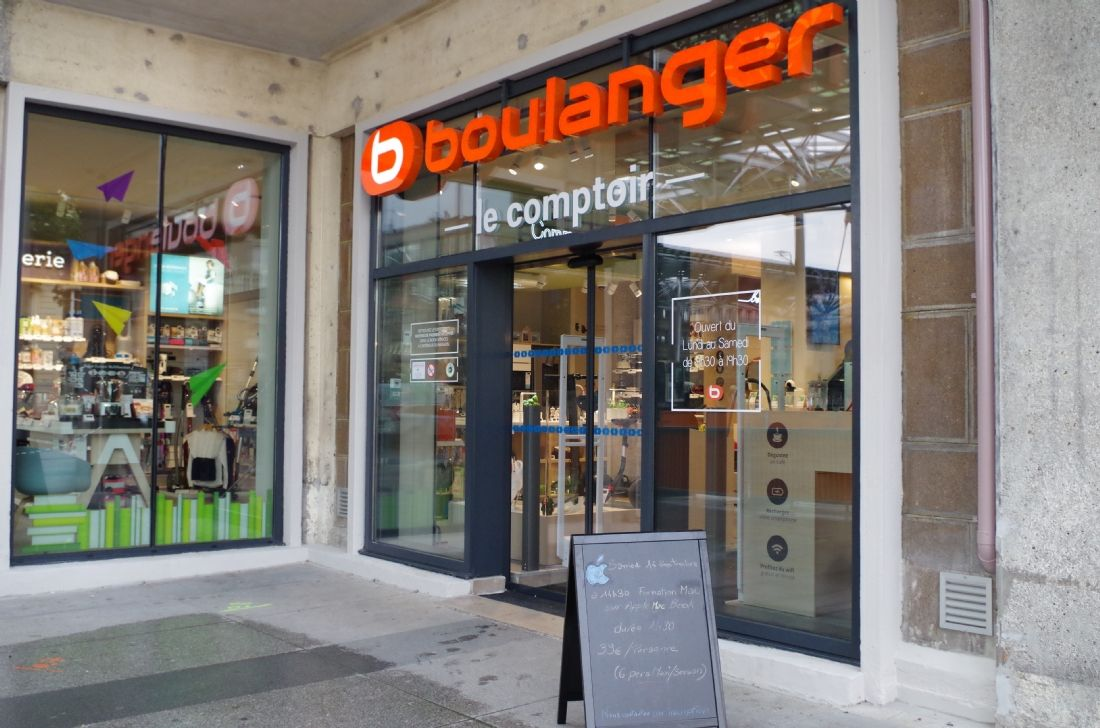 boulanger inaugure son 3e comptoir amiens. Black Bedroom Furniture Sets. Home Design Ideas