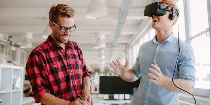 La réalité virtuelle au service des commerciaux