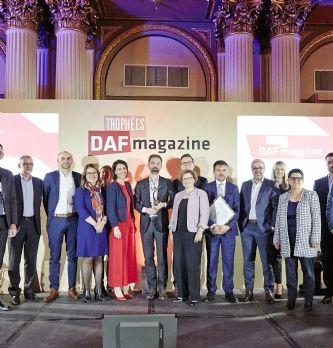 Des Daf, des lauréats et du networking: retour sur la soirée des Trophées Daf 2018!
