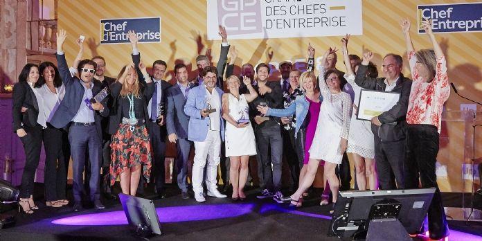 Grand Prix des Chefs d'Entreprise 2018 : c'était la fête du Slip (Français)