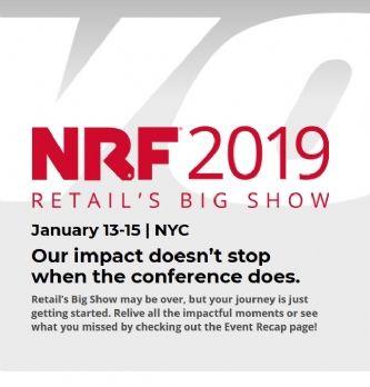 #NRF2019 Quels enjeux derrière les nouveautés technologiques pour les retailers français?
