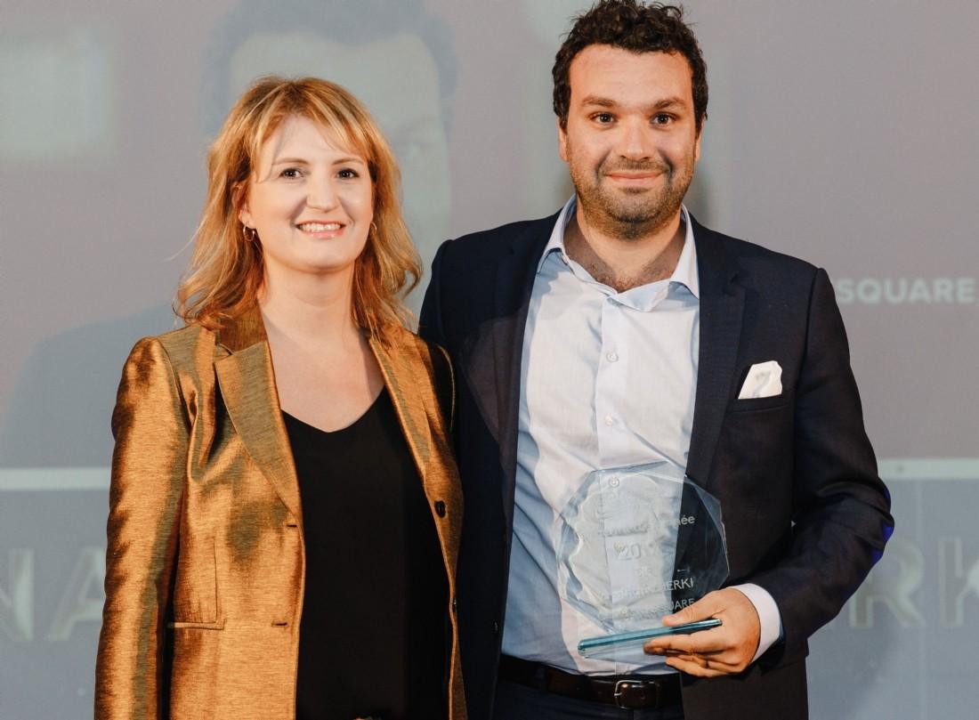 Olivia Buono (SAP Concur) et Jonathan Cherki (ContentSquare)