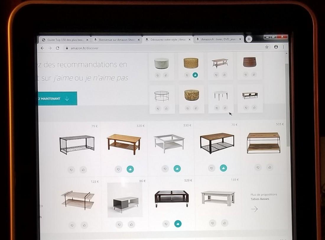 Zoom Sur Les Innovations D Amazon En 2019
