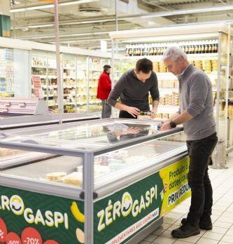 Casino dévoile ses innovations logistiques dans son Géant de Pessac