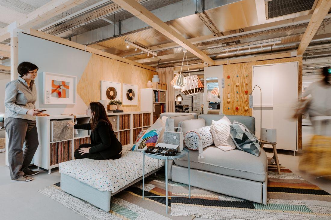 Ikea S Installe Dans Le Centre Ville Parisien A La Madeleine