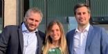 Bryan Maruani, Andrea Salama, Jeremy Maruani, fondateurs de One Avocat.