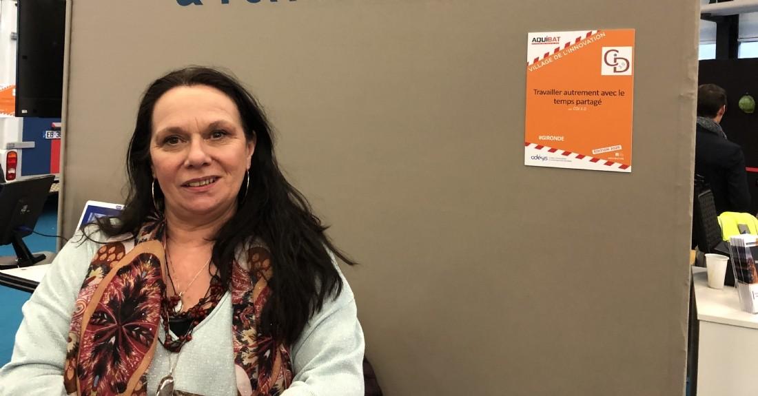 Muriel Jouve, gérante de CDI 3.0