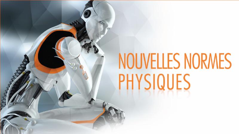 dossier de nouvelles normes physiques l 39 homme bionique. Black Bedroom Furniture Sets. Home Design Ideas