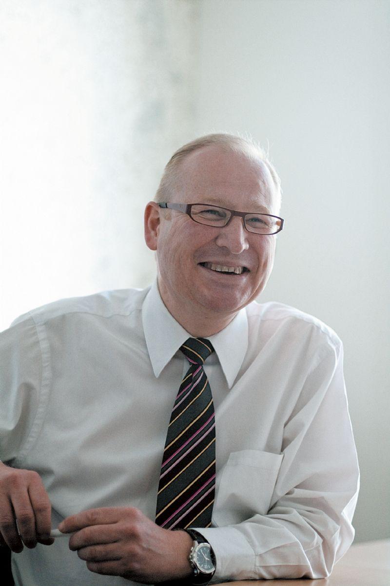 François Maurage, directeur achats, SNCF Infra.