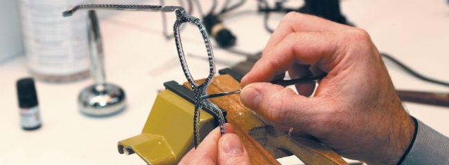 b9c5ab099af05f L enseigne Lissac mise, depuis 1919, sur un service d exception de lunettes  personnalisées. Un positionnement haut de gamme qui est étendu aujourd hui  au ...