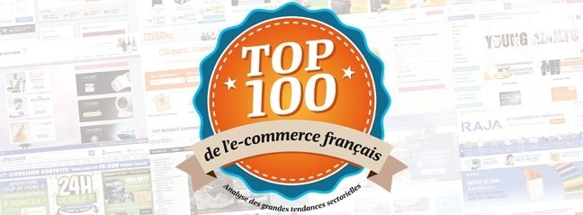 Les 100 sites marchands qui comptent - Classement 2014