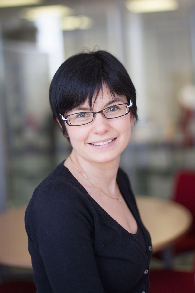 Tiphanie Bordier, directrice financière adjointe de Solucom