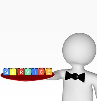 Quel est le rôle d'un prestataire de service ?
